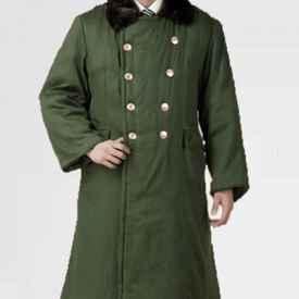 軍大衣什么時候穿