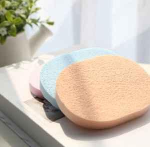 洗脸扑如何晾干可以是软软的 晾干后都是硬硬的