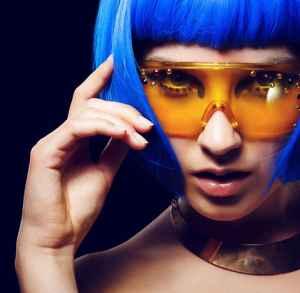 染发蓝色都有什么蓝 这么多总有一款适合你