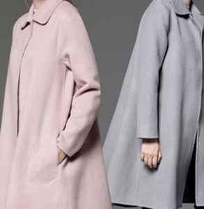 双面羊毛和双面羊绒哪个贵 当然是双面羊绒贵了