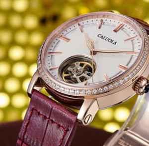 caluola是什么品牌手表 每一处细节都无可挑剔