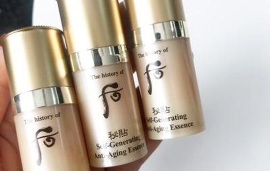 水妍五件套使用顺序 弄对顺序方能高效护肤