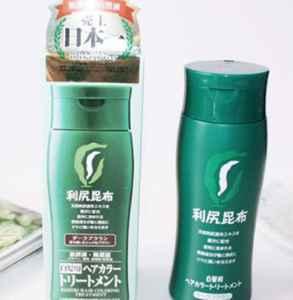 日本利凥昆布染发剂怎么用 日本最知名的天然染发膏