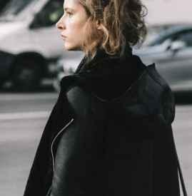 搭配羊羔服的冬天裙子 这样搭配自带减龄效果