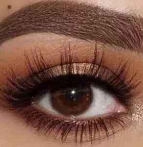 欧美眼妆白色眼影膏是什么 深邃欧式眼妆教程
