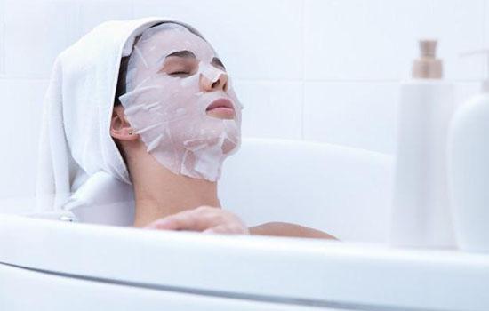 蒸脸器可以敷面膜的时候喷吗 蒸脸器和面膜使用顺序