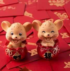 2020年春节祝福语简短 鼠年祝福短信送不停