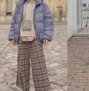 拖地裤搭配什么外套 拖地裤的三大优点