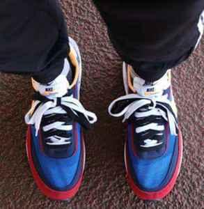 sacai鞋带系法 sacai是什么鞋