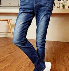 丹寧褲和牛仔褲的區別 丹寧褲其實就是牛仔褲