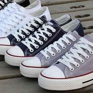 帆布鞋怎么系鞋带 最美12种鞋带系法