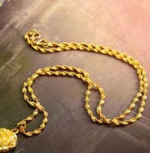 金项链多少克合适 选择克重需参考哪些因素
