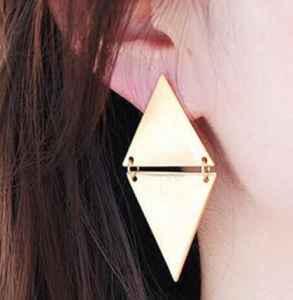 大耳垂适合什么耳环 耳垂大戴耳环更加好看