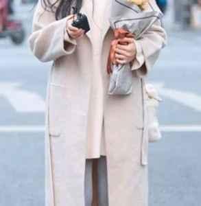 奶茶色外套搭配什么颜色打底 秋冬最温柔的斩男色