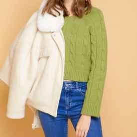 浅绿色毛衣搭什么外套 禁忌颜色介绍