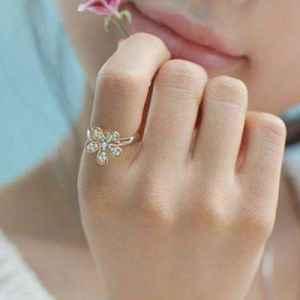 女人戒指戴哪只手 左右手不同寓意不同