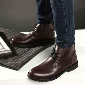 皮鞋比运动鞋大还是小 怎样挑选适合自己的皮鞋