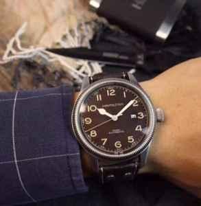 漢密爾頓手表檔次高嗎 美國高檔品牌你值得擁有