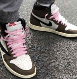 四色鸳鸯aj鞋带系法 潮流人士都是这么系鞋带