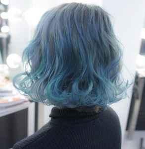 """染了头发多久可以烫 让颜色持久的""""锁色""""小秘诀你学会了吗"""