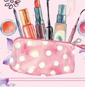 """女生化淡妆的正确步骤 6步让你轻松拥有""""高级脸"""""""