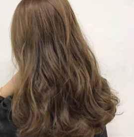 棕青色是什么颜色头发 最适合黄皮妹子的发色来了
