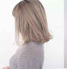 奶茶色不漂发可以染得出吗 好看的颜色都需要漂一漂