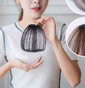 刘海假发片的佩戴方法 你需要了解的假发小常识
