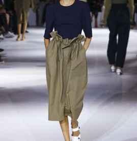 奶奶褲是什么樣子的 火遍時尚圈的奶奶褲適不適合你