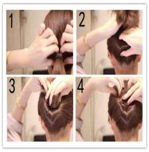 空姐发型怎么梳 空姐丝巾怎么系