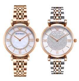 阿玛尼手表表带怎么调长短 阿玛尼手表怎么清洗
