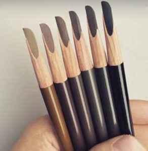 眉笔分几个硬度 眉笔的显色度