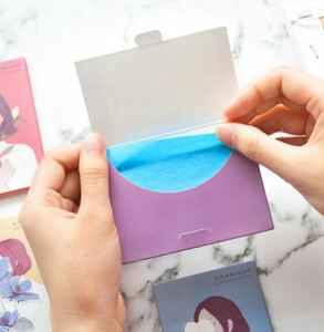 油性皮膚可以經常用吸油紙嗎 吸油紙的副作用有哪些