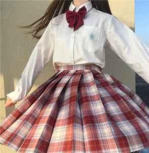 jk裙有没有安全裤 jk制服和水手服的区别