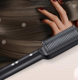 金稻直发梳能每天用吗 直发梳的作用是什么