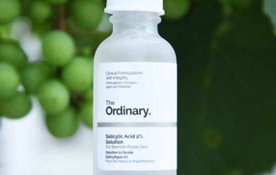 水杨酸不能和什么护肤成分合用 你真的会刷酸了吗