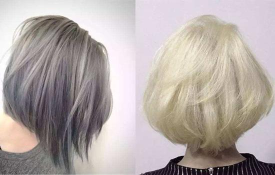 漂色之后我们应该如何护理 漂头发多久能恢复黑色