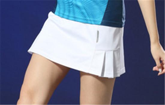 【美天棋牌】羽毛球裙网球裙区别 网球裙日常可以穿吗