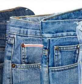 盐水泡牛仔裤多长时间牛仔裤能用盐水泡吗