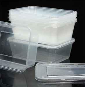 一次性塑料饭盒可以放微波炉吗 这个你应该知道