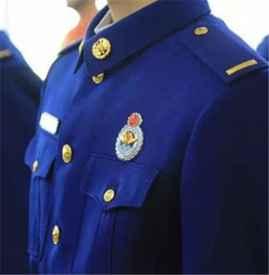制式服装是指什么 军人为什么穿绿色制服