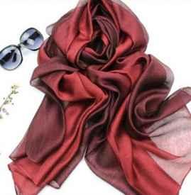 長款圍巾的圍法 圍巾如何保養