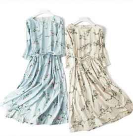 真絲連衣裙搭配技巧 真絲連衣裙怎么洗滌比較好