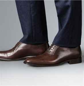 牛津鞋乐福鞋区别 男士正装鞋应该怎么选