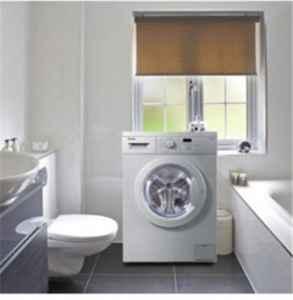海爾洗衣機清理口怎么打開 洗衣機槽的清洗