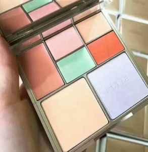 定妝粉和遮瑕的使用順序 遮瑕和定妝粉的使用步驟