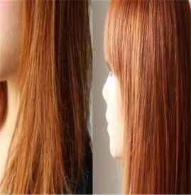 做完柔顺可以扎头发么  做完柔顺后的头发护理方法有哪些