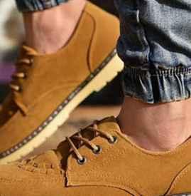 反绒皮的鞋子清理妙招 反绒面鞋教你三招保养如新