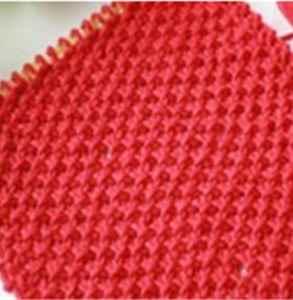 正针围巾的织法 长款围巾怎么系