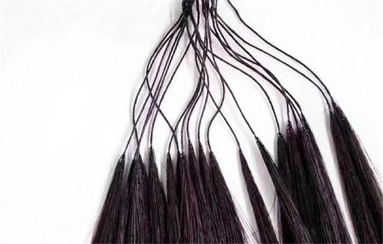 【美天棋牌】羽毛接发怎么拆 无痕接发后要注意什么